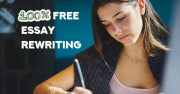 Essay Rewriter - How Can You Use Free Essay Rewriting Service?